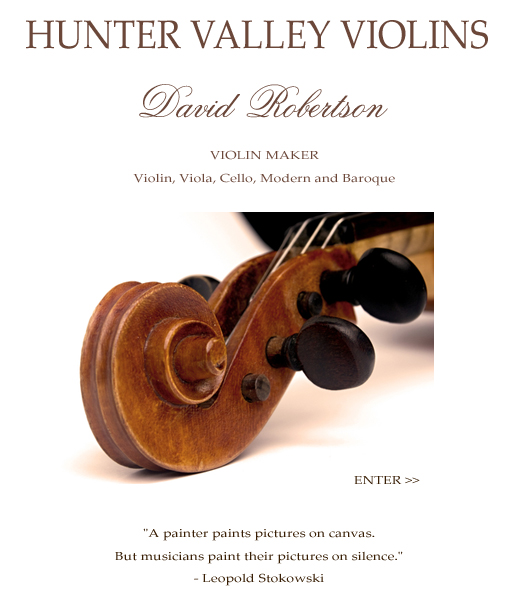 Click Here to Enter Hunter Valley Violins